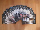 Derby County Home Programmes 2008/09 Championship, Carling Cup, FAC