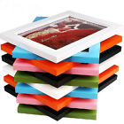 Simple Colorful Wood Photo Picture Frame Display Home Desk Wall Decor Gift