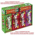 STARBURST SKITTLES FRUIT CHEWS Variety 30pk candy Tropical S