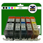 1 Full Set of Compatible Printer Ink Cartridges for the Canon 520/1 Range