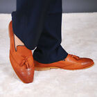 BELIVUS BS070 Euro tassel/ verified best quality leather shoes/ Browns