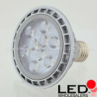 Dimmable Short Neck PAR30 11 Watt Flood or Spot LED Light Bulb 75W Replacement