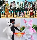 Danganronpa Black And White Bear Monokuma  Rabbit Usami Monomi Cosplay plushies