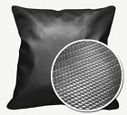 Pi701a Dark Brown 3D Laser Print Pattern Cushion Cover/Pillow Case*Custom Size