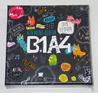 B1A4 - What's Going On (4th Mini Album) [CD+88p Photobook+Photo Sticker+Poster]