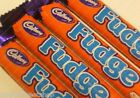 Cadbury Fudge Bars - Retro Chocolate - Select Quantity - Party Bag Fillers