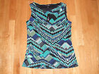 NWT Women's Blouse by East 5th; Size S, M, XL