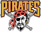 PITTSBURGH PIRATES LOGO Decal/Sticker for Car Truck Cornhole Boards Free Ship on Ebay