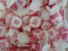 PINK MR AND MRS SWEETS WEDDING FAVOURS WRAPPED