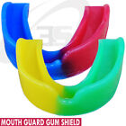 Gum Shield Mouth Guard Kick Boxing Martial Arts MMA Teeth Protector ADULT/SENIOR
