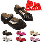 Girls Infant Toddlers Wedding Party Velcro Fancy Heels Lovely Shoes Size 7-3
