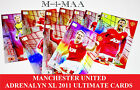 Choose Your ADRENALYN XL MANCHESTER UNITED 2011 ULTIMATE Cards  From - 91 to 100