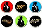 anneys - GOLF BALL MARKERS !!! - our **JAMES BOND** range !!