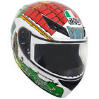 Motorrad AGV Helm K3 K-3 ROSSI'S HOUSE ROSSI ASIAN MONTAGE S,M,L,XL