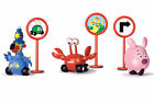 Disney Junior Jungle Junction Figures - Bobby Toadhog Zooter Taxicrab