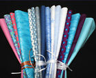 Bundles Fabric.4 Fat Quarters in Each Bundle. QUILTING, BUNTING,CRAFTS
