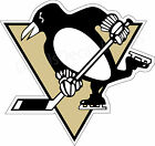 """PITTSBURGH PENGUINS LOGO 17"""" X 17"""" Decal/Sticker for Car Truck Cornhole Boards"""