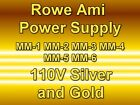 ROWE AMI JUKEBOX POWER SUPPLY 110V VINYL MODELS MM-1 to MM-6 Tested