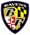 NFL BALTIMORE RAVENS Large Sizes Decal/Sticker for Car Truck Cornhole Boards on eBay