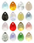 SWAROVSKI ELEMENTS 6128 Mini Pear Pendant - All Sizes & All Colours