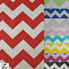 red zig zag - ZIG ZAG POLY COTTON PRINT FABRIC - Different Styles -SOLD BTY CHEVRON POLYCOTTON