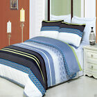 Duvet Cover Bedding Set - 100% Egyptian Cotton Jasmine Comforter Cover Duvet