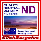 ND4 ND8 ND1000 NEUTRAL DENSITY LENS FILTERS / NDx4 NDx8 NDx1000 ND NDx 4 8 1000
