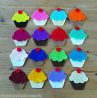 Felt Die Cuts - Cup Cake - Topper - Party - Birthday - Kids - Applique - Cards