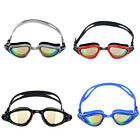 Swimming Goggles Comfortable Anti-fog UV-Proof + Ear Plugs + Goggles Box Glasses