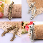 Tibet Silver/Bronze 4 Holes Tree Branch Connector Charms Beads Pendant Jewerly