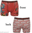 MEN'S SUPERHERO BOXER SHORTS S-XXL Batman Superman Marvel Avengers Spiderman