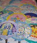 WELCOME BABY!!! It's a BOY!!! It's a GIRL!!! 18inch Mylar Balloons choice NEW