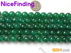 Wholesale Natural Faceted Green Agate Stone Beads For Jewelry Making Gemstone
