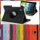 360 Rotating Leather Stand Case Cover for Samsung Galaxy Tab 2 7.0 7-inch Tablet