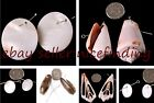 fashion jewelry natural coin snail baroque MOP shell beads pendant for ladies