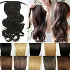 UK Seller Premium Clip In Hair Extensions Full Head real good not common hot h74