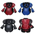Body Armor Jacket Full Spine Chest Shoulder Motorcycle Protection Riding Gear