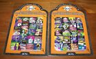HALLOWEEN Scratch 'n Sniff Stickers 20pc choice NEW