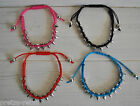 SPIKE FRIENDSHIP Bracelet Ladies Mens Band Rock Punk Goth Biker PICK Colour!!