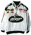 DALE EARNHARDT JR #88  AMP / NATIONAL GUARD TWILL JACKET Chase Authentics