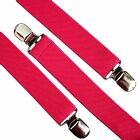 Bright Neon Suspenders (Various Colors)