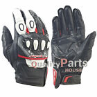 IXON RS TRIGGER HP Goat Leather Roadster Motorbike Motorcycle Gloves w Protector