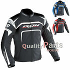IXON EAGER Waterproof Motorcycle Motorbike Short Textile Jacket with CE Armour
