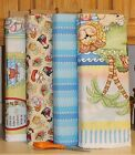 Bazooples Pirates Quilt Panel Soft Book & Coordinating Fabrics bty