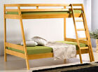 Solid Natural Pine Triple Sleeper,Mattress Options, FREE DELIVERY!!