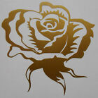 1,2,4,6 Or 12 X Fancy Rose Flower Tile, Wall, Window Stickers /decals /transfers