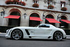 Mercedes SLS AMG Fab Design HD Poster Super Car Print multiple sizes
