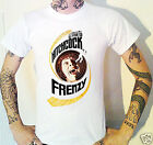 Frenzy Vintage film Poster T-Shirt Alfred Hitchcock French Birds