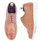 BELIVUS GS023 Lic wingtip shoes/high quality premium leather shoes/Browns
