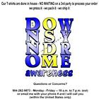 T-shirt - DOWN SYNDROME Awareness 3 21 event